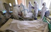 Nga điều chỉnh cách tính, số ca tử vong vì COVID-19 tăng cao