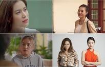 """Những nữ nhà báo """"đa sắc màu"""" trên phim truyền hình Việt"""