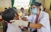 Ngăn chặn kịp thời, không để dịch bệnh bạch hầu lây lan trong trường học
