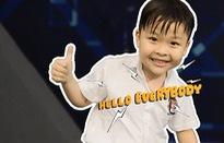 Chờ đón IELTS FACE-OFF với em bé 6 tuổi cực siêu tiếng Anh từ bé