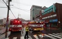 Hỏa hoạn nghiêm trọng tại một bệnh viện ở Hàn Quốc, 30 người thương vong
