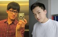 Đăng ảnh 10 năm trước, MC Trần Ngọc được khen như hotboy