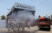 Bắt lãnh đạo công ty hóa chất LG tại Ấn Độ vì sự cố rò rỉ khí độc