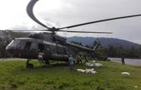 Rơi trực thăng quân sự tại Peru, toàn bộ 7 người tử vong