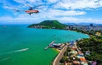 Chở đề thi tốt nghiệp THPT 2020 ra Côn Đảo bằng máy bay trực thăng