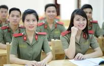 Điểm chuẩn các trường Học viện An ninh, Học viện Cảnh sát nhân dân năm 2020