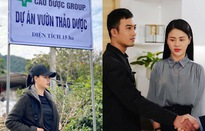 Hướng dương ngược nắng: Hé lộ hình ảnh Minh về Cao Dược làm việc