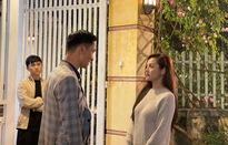 Thu Quỳnh khoe ảnh sánh đôi với Mạnh Trường trong phim mới