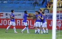 ẢNH: Nhọc nhằn vượt qua Đông Á Thanh Hoá, CLB Hà Nội có chiến thắng thứ 2 liên tiếp
