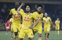 ẢNH: Công Phượng, Văn Thanh lập công, HAGL đánh bại ĐKVĐ V.League Viettel