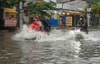 Hà Nội dự báo chiều tối có mưa rào, lốc, sét