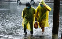 Bắc Bộ có mưa to, đề phòng lũ quét, sạt lở đất vùng núi