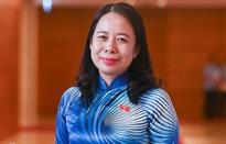 Bà Võ Thị Ánh Xuân tái đắc cử Phó Chủ tịch nước nhiệm kỳ 2021-2026