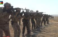 Lực lượng đặc biệt của Azerbaijan, Thổ Nhĩ Kỳ và Pakistan lần đầu tập trận chung