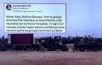 Pháp tiêu diệt thủ lĩnh IS tại khu vực Sahara