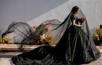 Váy cưới đen, tại sao không?