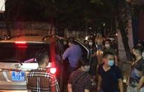 Khám xét nhà Trưởng phòng Cảnh sát Kinh tế Công an Hà Nội