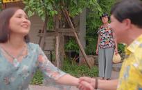 11 tháng 5 ngày - Tập 25: Bà Vân chết lặng bắt gặp ông Tiến bên tình mới