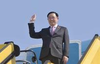 Chủ tịch Quốc hội Vương Đình Huệ dự Hội nghị các Chủ tịch Quốc hội thế giới