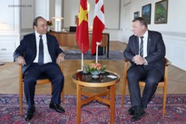Vietnam, Denmark sign cooperation agreements