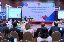 Forum for Vietnamese intellectuals concludes