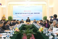 Vietnam - China economic and trade cooperation strengthened