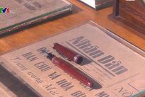 60 years of Vietnamese fountain pens