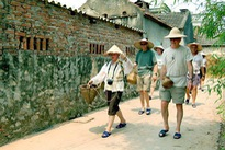 Ha Giang farmers engage in community-based tourism