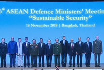 The sixth ASEAN Defence Minister's Meeting Plus