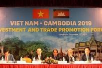 Vietnam-Cambodia trade-investment promotion forum held