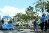 Smart bus cards continue tests in HCM City