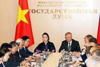 Vietnam, Russia hold first inter-parliamentary committee meeting