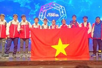 Vietnamese students enjoy big win at international math competition