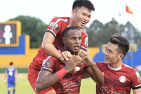 V.League: HCM City resume lead in title race after win at Binh Duong