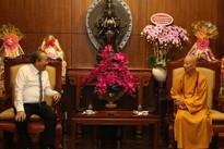 Lord Buddha's 2563rd birthday celebrated