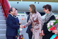 Prime Minister begins official visit to Norway