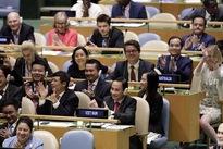 Vietnam elected non-permanent UN Security Council member for 2020-2021 term