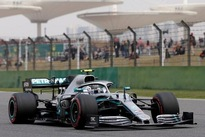 Motor racing: Bottas edges Vettel to set the pace in China