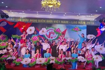 Vietnam Laos border friendship exchange held in Quang Tri