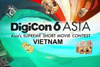 Joining Digicon6 - a short graphic movie competition, why not?