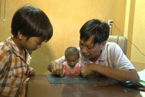 VTV Special in September: the unknown story about little boy K'Re