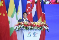 Deputy PM attends opening ceremony of 16th CAEXPO, CABIS