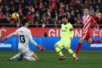 Messi on target again as Barca overcome Girona