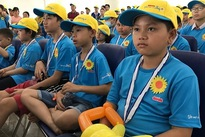 Event raises VND1.5 billion for children with cancer