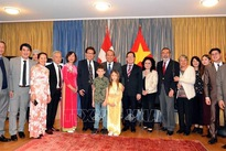 Deputy PM extends Tet greetings to overseas Vietnamese in Switzerland