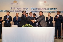 Vietnam Airlines mull over creation of airframe maintenance firm with foreign partners
