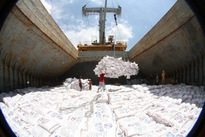Vietnam's rice export prices highest in the world