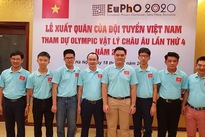 Vietnam wins gold at 2020 European Physics Olympiad