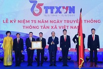 PM: VNA needs to maintain position as Party, State's trustworthy information centre