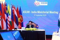 ASEAN step up cooperation with EU, India